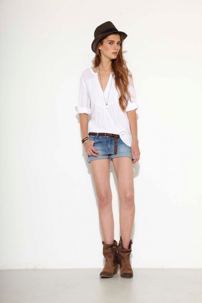 Outfits Con Una Blusa Blanca Shorthand Social