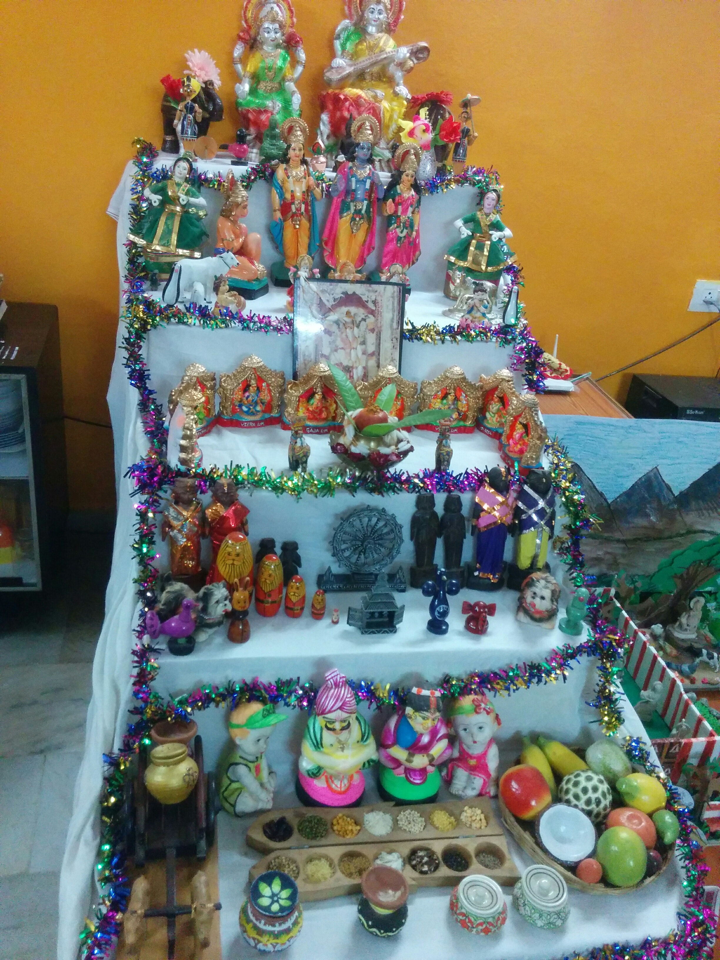 Golu Decoration Tips Toys Of Tradition Shorthand Social