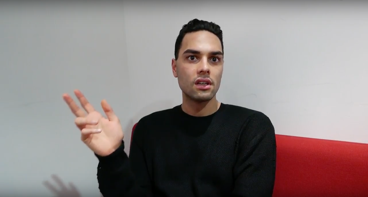 Zealander man anal video