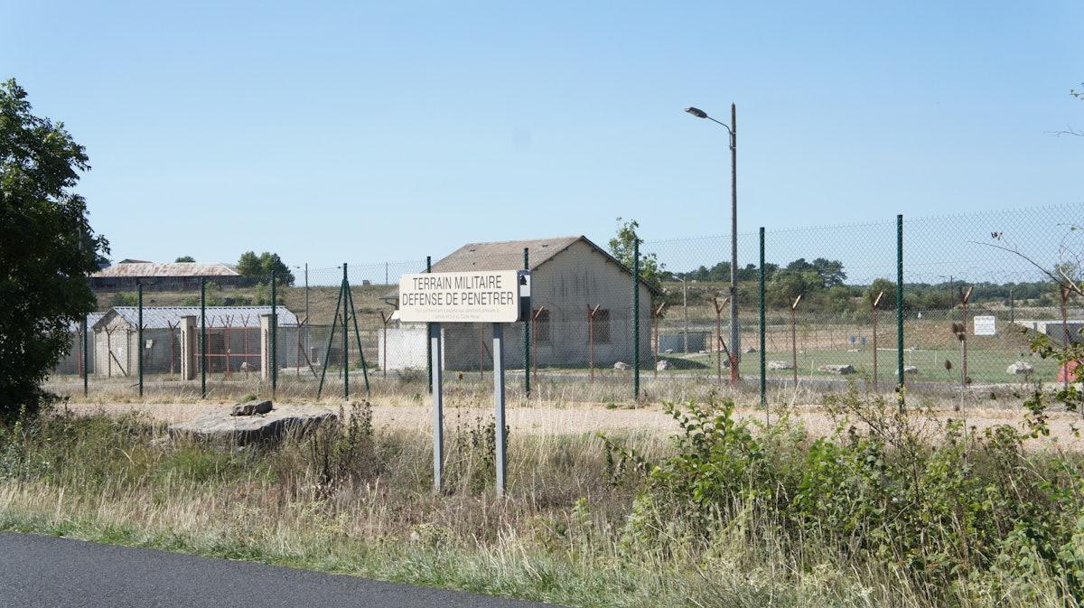 CEITO - Camp du Larzac: L'arrivée de la Légion agite le Sud Aveyron Original