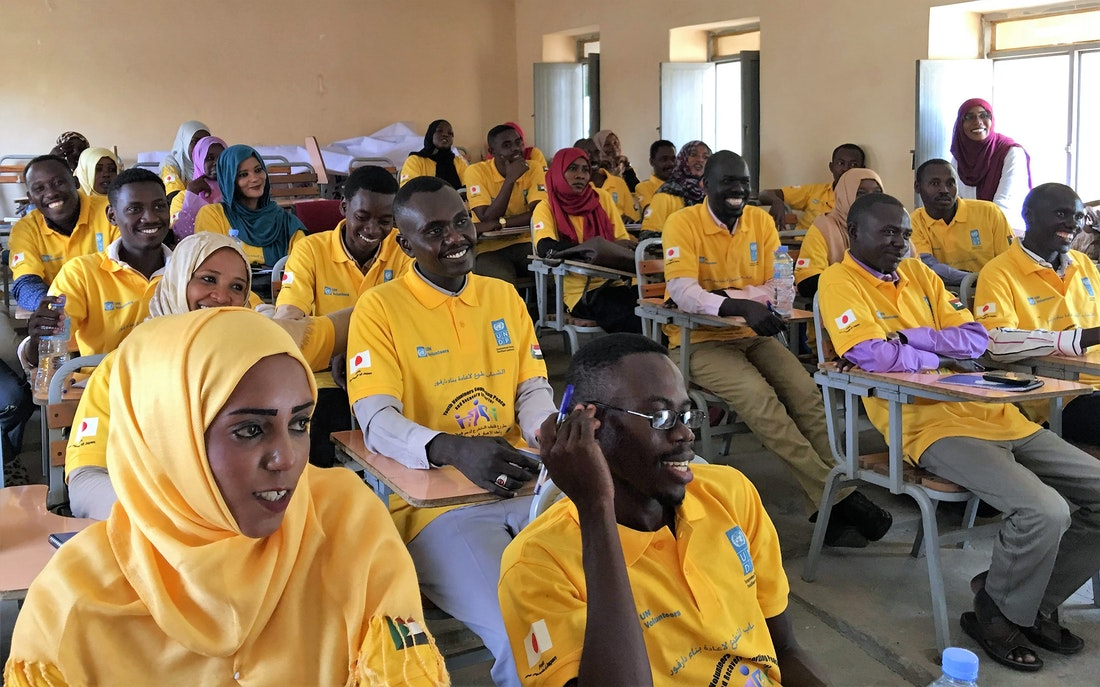 国連開発計画 (UNDP) スーダン ...