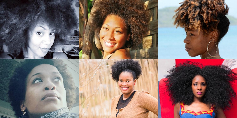 Quand Le Web Devient Un Salon De Coiffure Pour Cheveux Afro