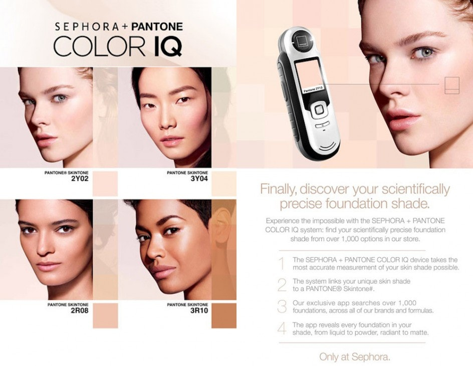 THE STORY OF HOW SEPHORA HAS REINVENTED IN-STORE EXPERIENCE